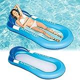 Wasserhängematte Luftmatratze aufblasbare Schwimmende...